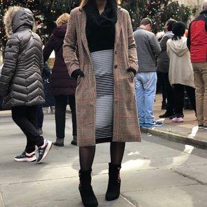 Forever 21 Winter Dress Coat